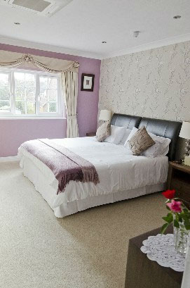 Guest room in White Sails B&B, Stratford upon Avon